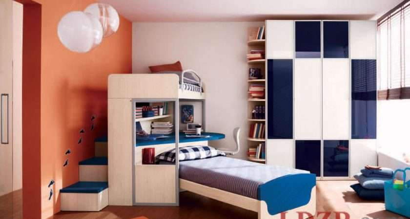 Cool Boys Teenage Bedroom Article Bedrooms