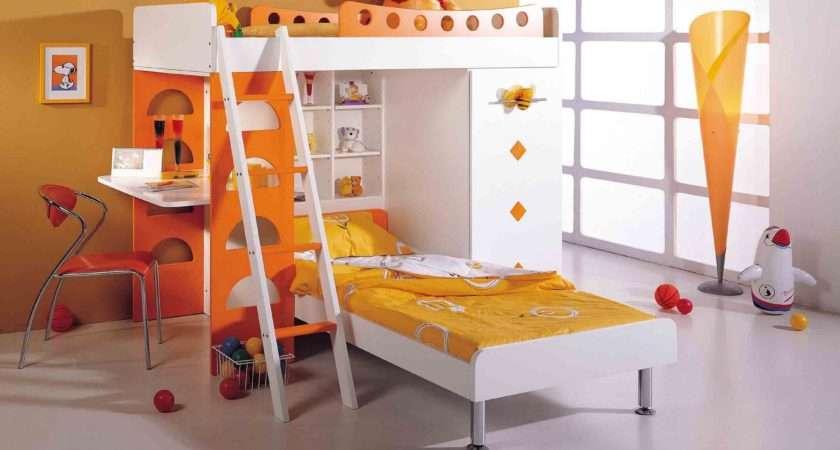 Cool Bunk Bed Desk Combo Ideas Sweet Bedroom
