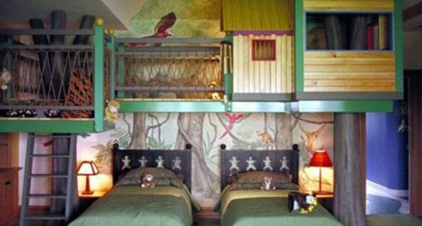 Cool Decorating Ideas Boy Bedroom