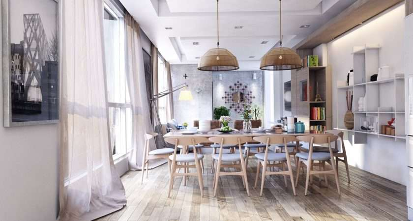 Cool Dining Room Design Stylish Entertaining