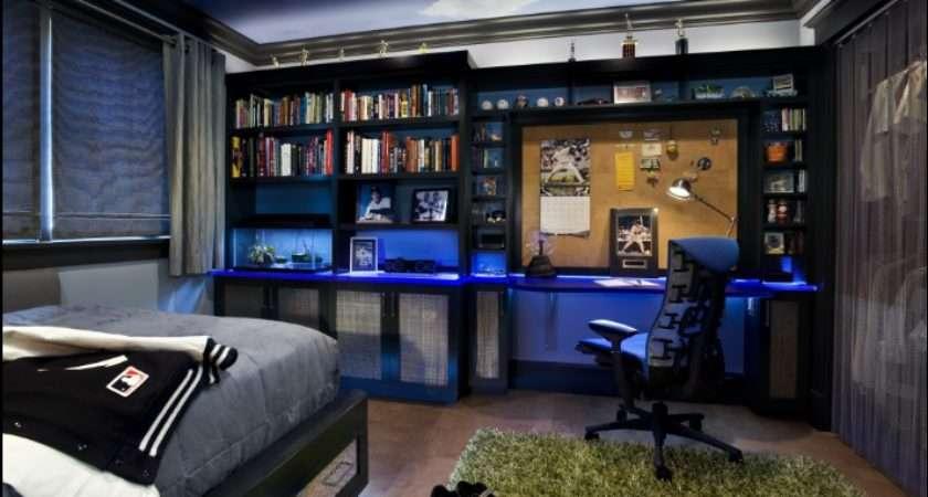 Cool Dorm Rooms Ideas Boys Room Design