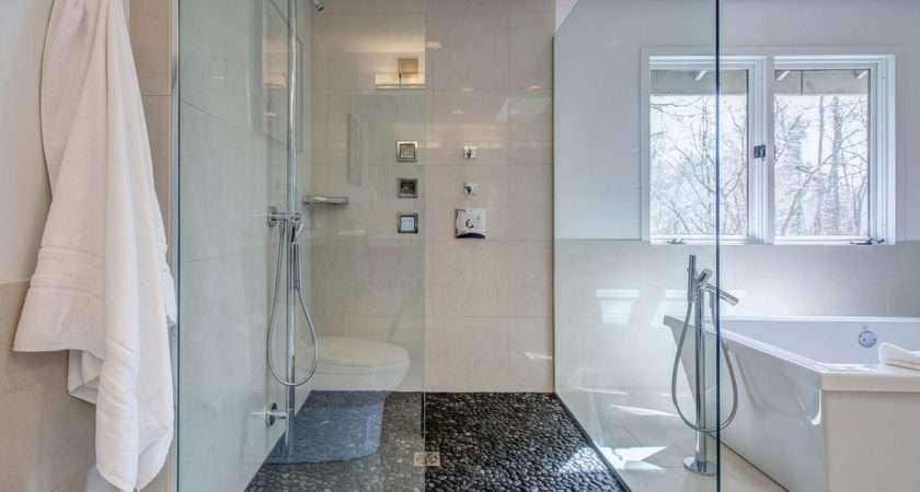 Cool Ideas Pebble Shower Floor Tile