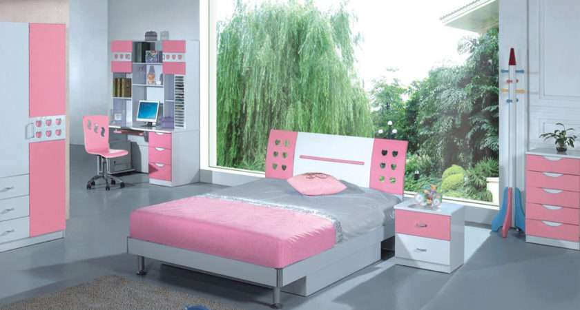 Cool Ideas Pink Girls Bedrooms Desired Home