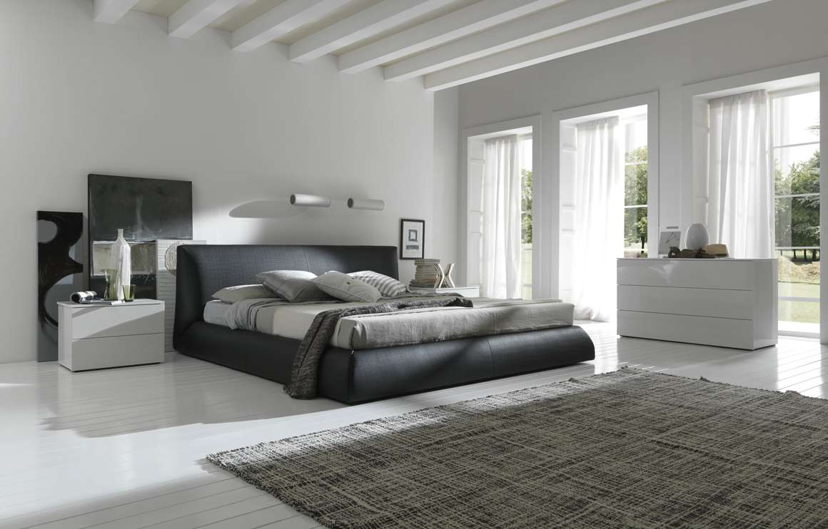 Cool Minimalist Bedroom Interior Nice Lighting