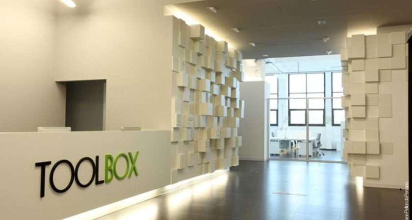 Cool Modern Office Art Design Tool Box