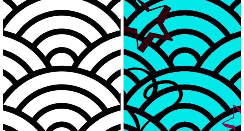 Cool Patterns Draw Pixshark