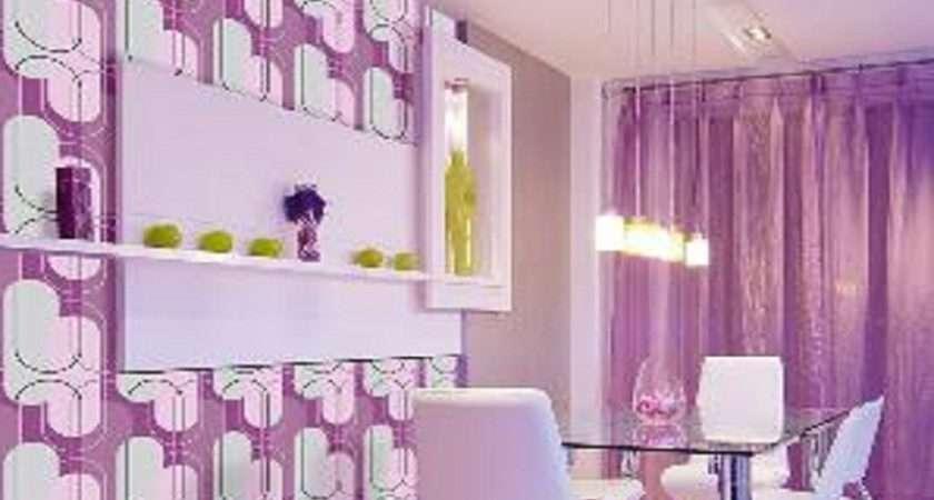 Cool Purple Ideas Graphic Home Decor