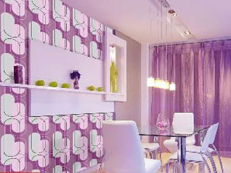 Cool Purple Ideas Graphic Home Decor