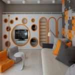 Cool Room Designs Guys Innovation Modern Boys Set
