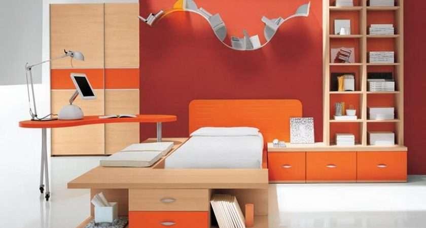 Cool Room Guys Orange Color
