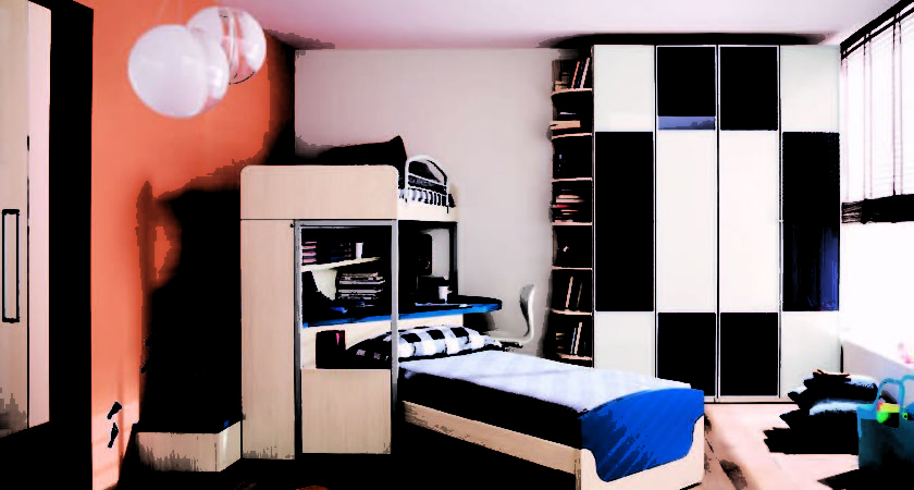 Cool Rooms Guys Bedroom Marvelous Room Designs
