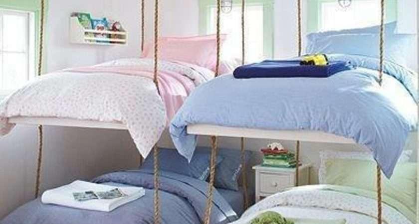 Cool Suspended Beds Kids Bedroom Kidsomania