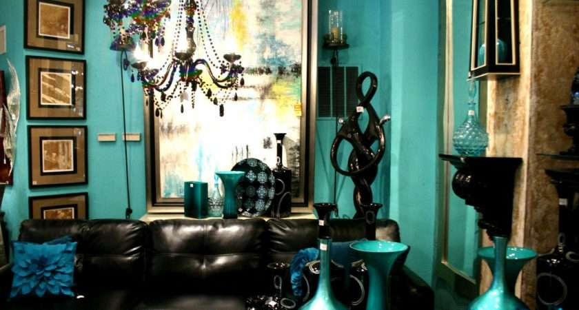 Cool Teal Home Decor Spring Summer