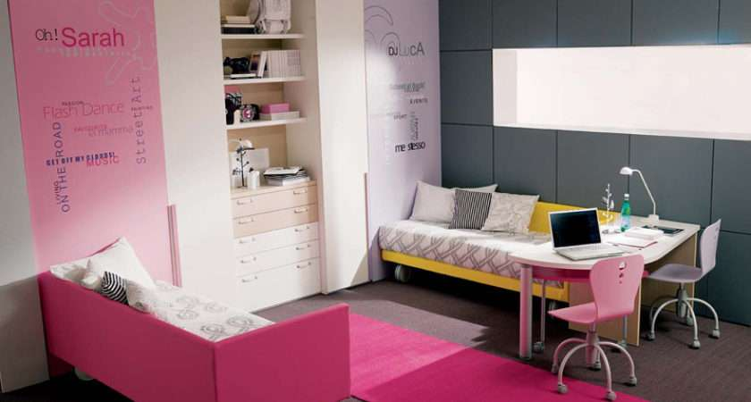 Cool Teenage Girls Bedroom Ideas Digsdigs