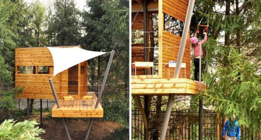 Cool Treehouses Kids