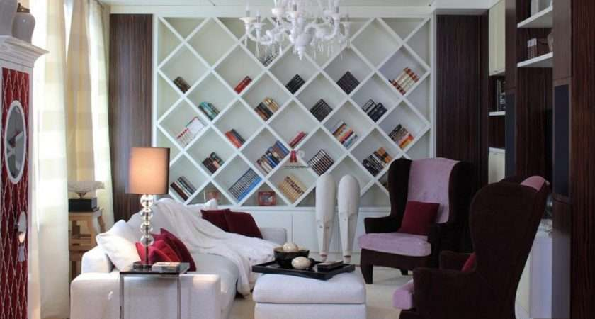 Cool Wall Shelf Ideas Living Room