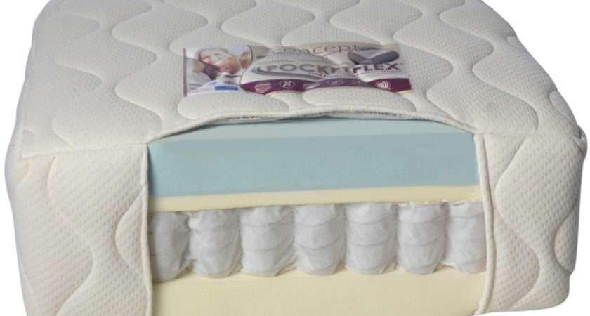 Coolflex Cool Blue Memory Foam Mattress Coolblue Sleep Cooler Less