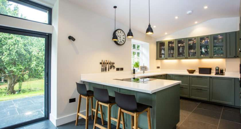 Corian Kitchen Worktop Cheltenham