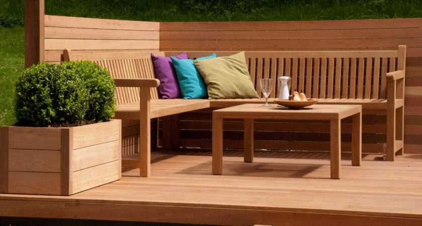 Corner Bench Lisa Cox Garden Designs Blog