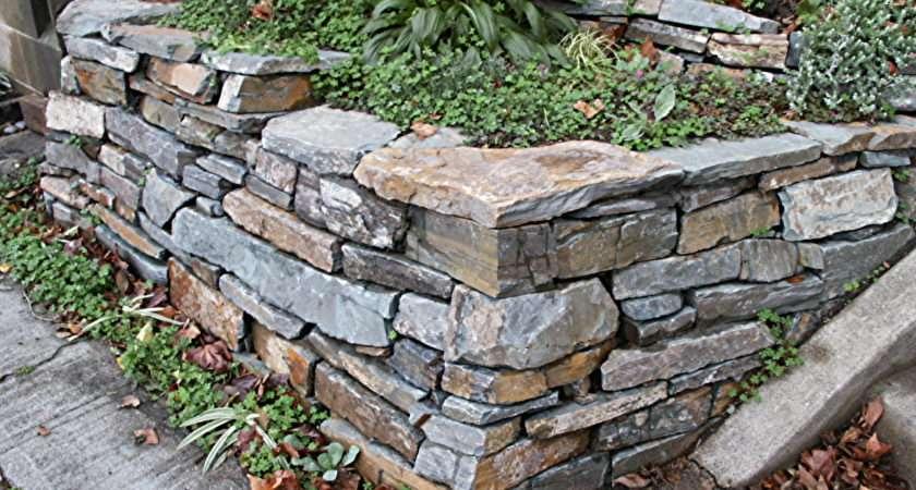 Corner Brick Walls Design Wall