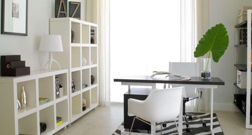 Corner Home Office Desk Shaped Contemporary