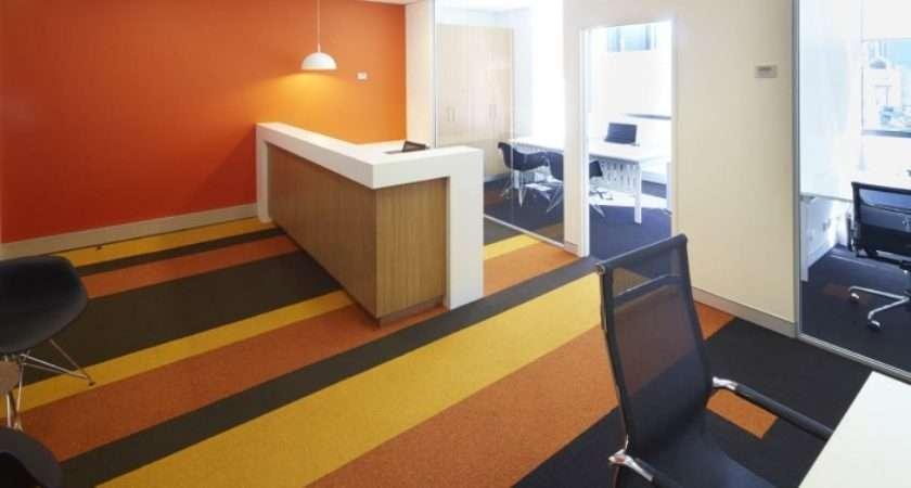 Corporate Interior Design Space Planning Ideas