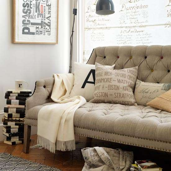 Cosy Modern Living Room Creative Ideas