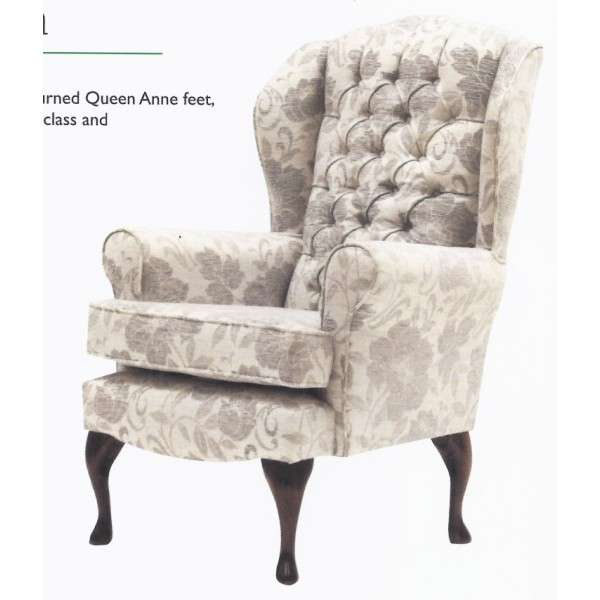 Cotswold Princess Chair Sofa Range Norman Furniture