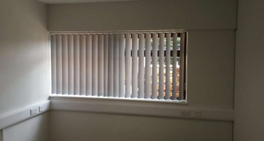 Cottage Blinds Contracts Vertical