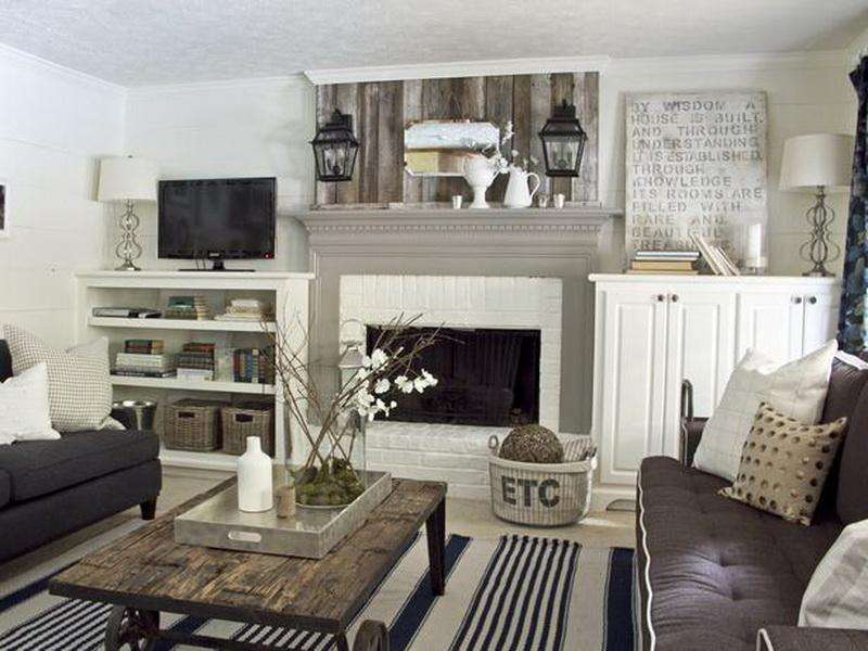 Cottage Style Decorating Ideas Living Room Darnell