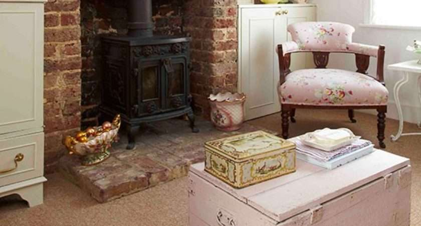 Cottage Style Fireplaces Fireplace Traditional