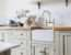 Cottage Style Kitchen Tile Mountain