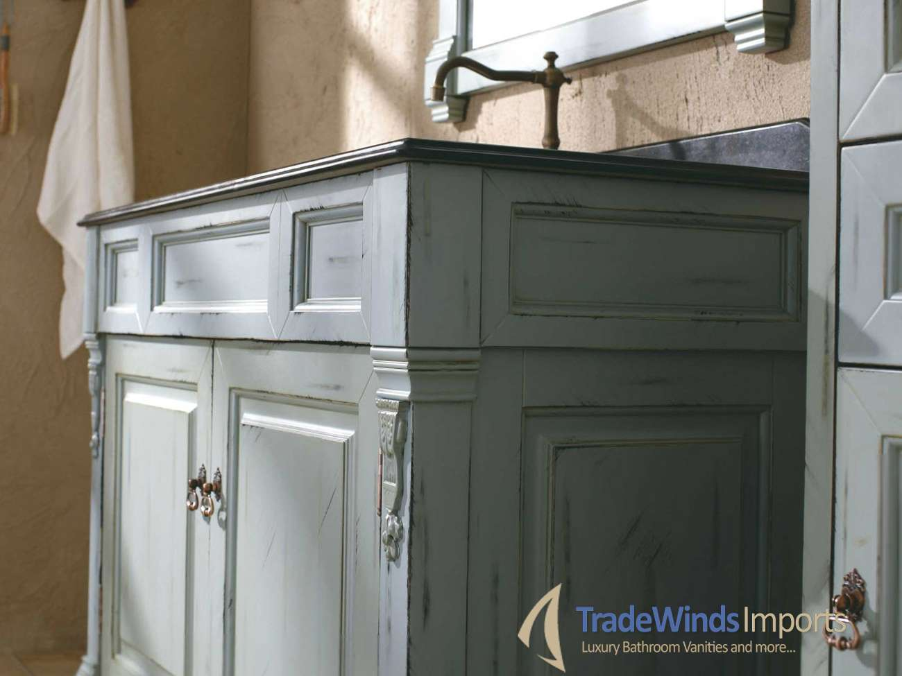 Country Bathroom Vanities Infuse Your Warm Rustic Style