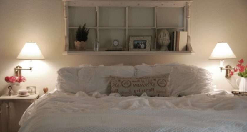 Country Chic Bedroom Master Ideas