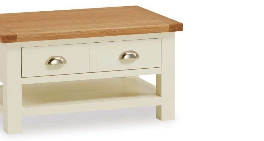 Country Cottage Small Coffee Table Tables Homestores