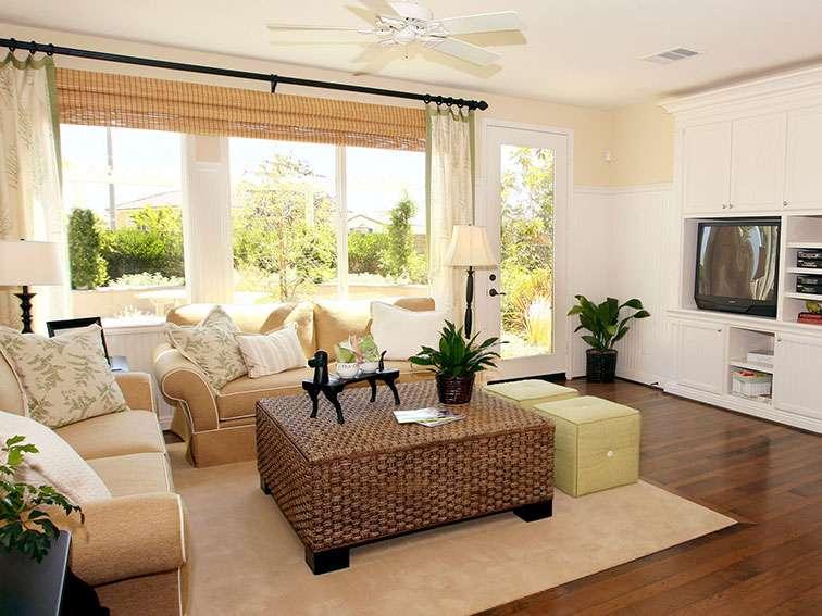 Country Home Interior Design Deniz