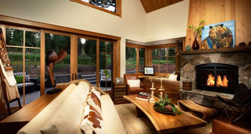 Country Home Interior Design Inside