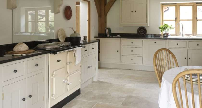 Country Kitchen Flooring Home Design