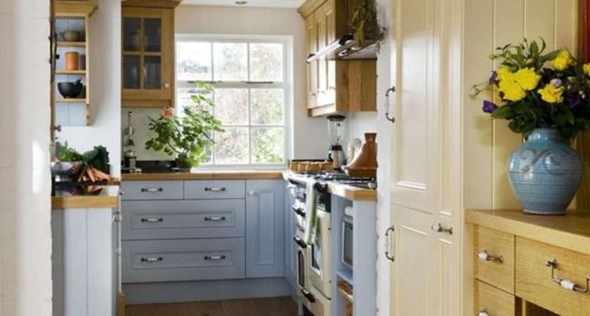 Country Kitchen Storage Ideas Style