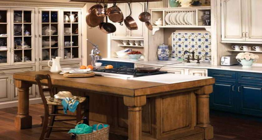 Country Living Kitchens Design Rohl