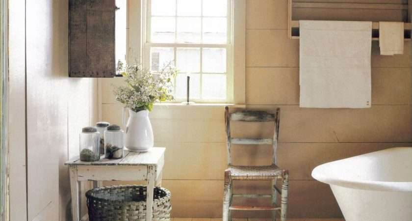 Country Style Bathroom Decor Best Home Ideas
