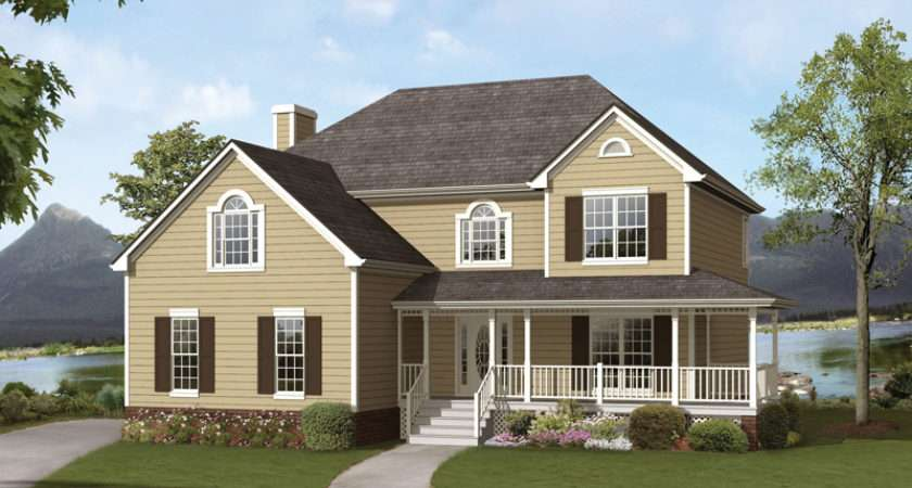Country Style House Plans Mytechref