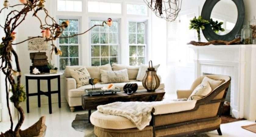 Country Style Interior Design Modern Home Florida