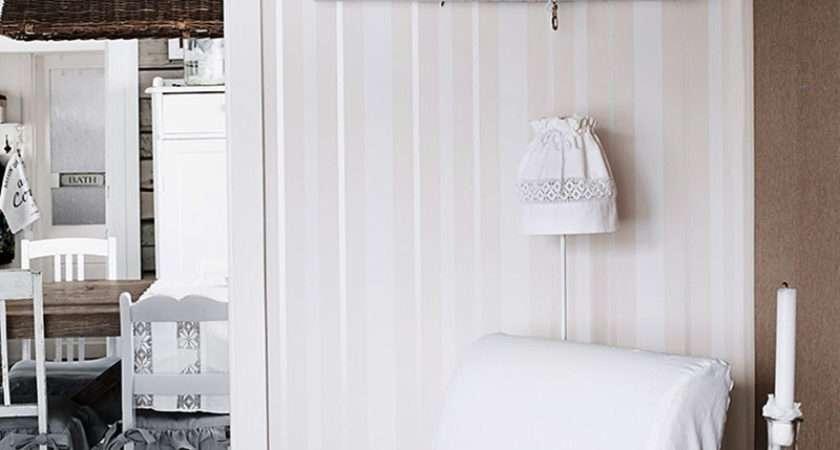 Country Style Interior Design Rustic Twist