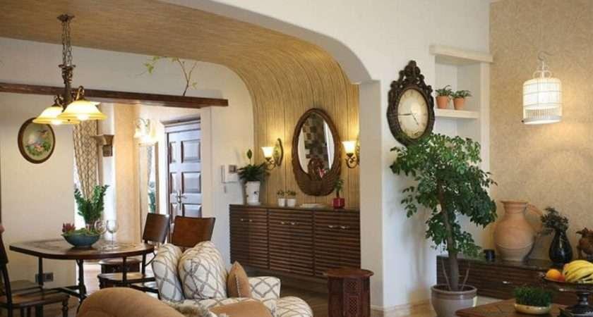 Country Style Interior Design