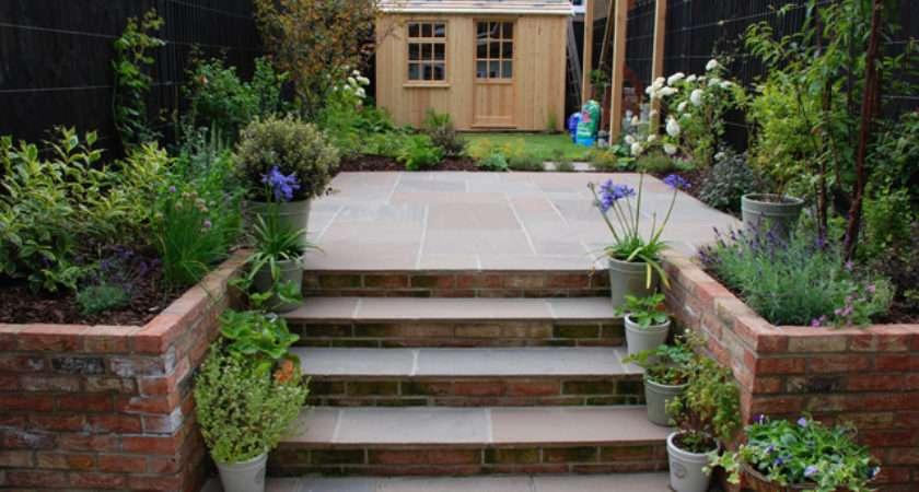 Courtyard Garden Design Lisa Cox Designs Blog