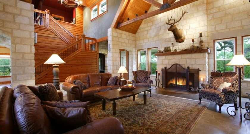 Coutry Style Home Deco Decorating Your Texas Hill