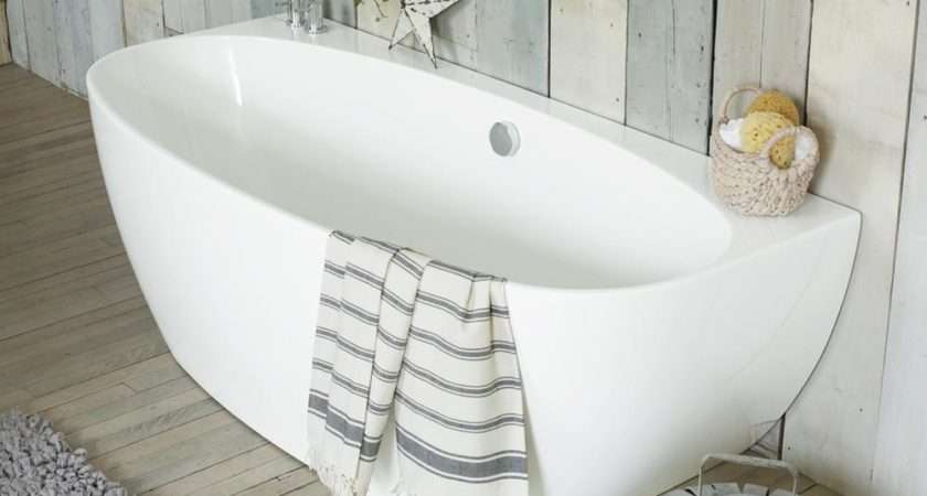 Cove Back Wall Bath Freestanding Baths Waters