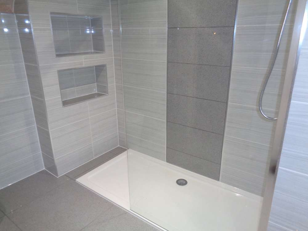 Coventry Bathrooms Ensuite Walkin Shower