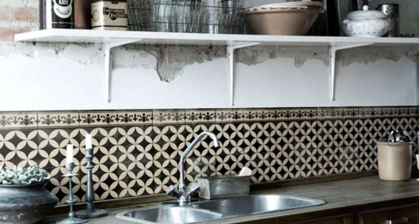 Cover Your Ugly Splashback Tiles Mad House